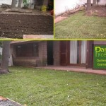 Colocación de grama bahiana - Quilmes